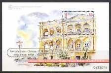 Macao 1998 Arte/Pintura/edificios 1v M/S O/P (n22008)