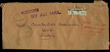 India 1972 Registered Commercial Cover To Austria #C39183