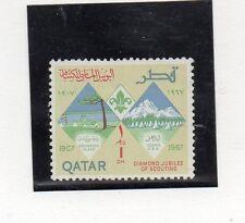 Qatar Boy Scouts Valor del año 1967 (CT-545)