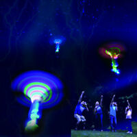 Flying LED Light Up Flashing Dragonfly Glow Dragonfly For Party Toys Kids Gifts