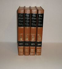 THE GREAT IDEAS TODAY GB BRITANICA GREAT BOOKS SET OF 4 : 1977 1978 1979 1980