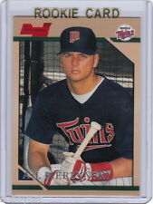 ONLY RC~A J PIERZYNSKI 1996 Bowman ROOKIE CARD~'96~WORLD SERIES~ALL-STAR~CHW~AJ