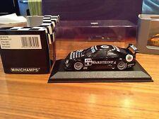 1/43 Minichamps Mercedes CLK DTM 2000 Faessler