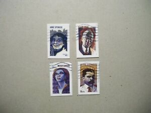 USA Used, 2020 Issue, Voices of Harlem (et of 4)