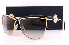 Brand New Chopard Sunglasses SCH B26S 0301 Gold/Gradient Gray For Women