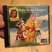Disney - Pooh's Grand Adventure ( Music From And Inspired By The Movie), CD