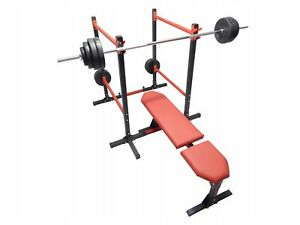 3in1 Multifunctional Power Rack Gym Stands Bench Press Rack Stands Dip Stands