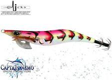 CLICKS PROSPEC SIZE 3.0 JAPANESE SQUID JIG COLOUR CRAZY PINK SHRIMP CLICKS30-019