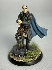 Human Fighter Painted Miniature for D&D or Pathfinder Fantasy RPG