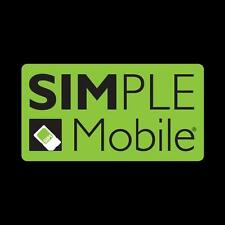 Have Simple Mobile SIM already? We can activate the $40 plan for you