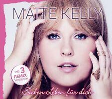 MAITE KELLY - SIEBEN LEBEN FÜR DICH (MAXI SINGLE) CD SINGLE NEU