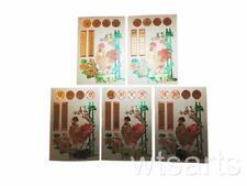 Cartes de vœux et papeterie rouge sans marque