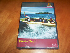 MODERN MARVELS PIRATE TECH Maritime Inventions Pirates History Channel NEW DVD