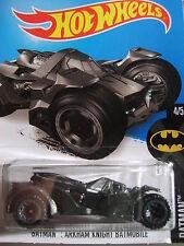 HOT Wheels-Batman Arkham Knight Batmobile 229/250 - MOC