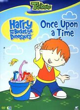 HARRY and his BUCKET FULL of DINOSAURS (once upon a time) [DVD][Region 2]