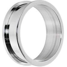 Stainless Steel Ear Plug, Flesh Tunnel, Tunnel 2mm