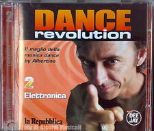 DANCE REVOLUTION (2) ELETTRONICA Il meglio della Musica Dance By Albertino
