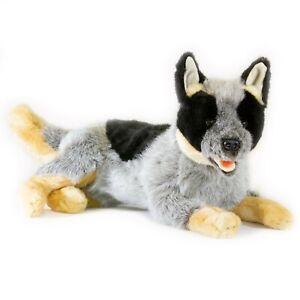 Cattle Dog Australian  Plush Stuffed Toy Dog 35cm/14in Gallagher by Bocchetta