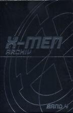 X-MEN ARCHIV #4 (deutsch) SCHUBER mit Uncanny X-Men 138-152 komplett