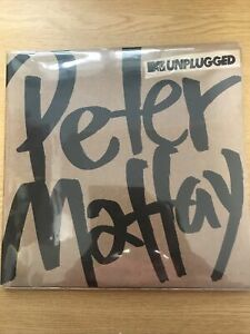 3er LP Peter Maffay.  MTV Unplugged