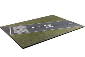 Diorama Piste d'aéroport / Airport runway - 1/400ème - #400-1-F-001