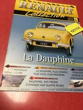 fascicule Renault Dauphine  , collection M6