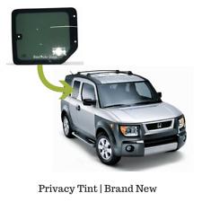 Fit 2003-2011 Honda Element 4 Door Rear Passenger Right Side Door Window Glass