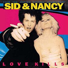 Sid & Nancy Love Kills Motion Picture Soundtrack LP Vinyl 13 Track 180 Gram V