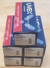 Uvex Livewire Sealed Eyewear with HydroShield  Anti-Fog Coating, 5 Pair