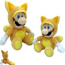 Nintendo Super Mario Luigi Fox version Peluche Plush 33 cm. Plüsch TOGETHER
