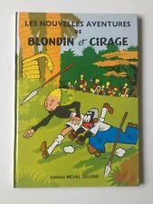 BLONDIN ET CIRAGE LES NOUVELLES AVENTURES / JIJÉ / BD 1977 DELIGNE CURIOSITY MAG