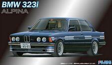 Fujimi RS-09 1/24 Scale Model Car Kit BMW E21 323i 2Door Saloon Alpina C1 2.3