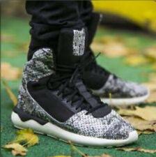 ADIDAS Originals GSG9 Special Edition Men's Tubular Core Black Sneakers Size 9US
