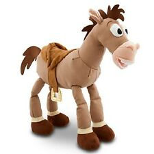 Disney Toy Story Bullseye Bulls Eye Horse Plush Soft Stuffed Doll Toy - 16''