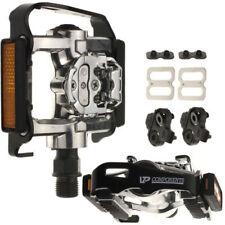 Vp  Mountain City Bike Pedals Multi-Function Shimano SPD Compatible