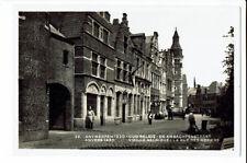 CPA-Carte postale-BELGIQUE - Antwerpen - Oud Belgie 1930-De ambachtenstraat