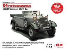 ICM 1/72 Typ G4 (1935 Production) WWII German Staff Car # 72471