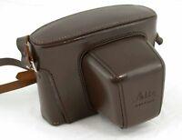 LEICA Tasche case everready Leicaflex SL top finest leather /17
