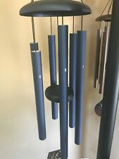 """Wind Chime, Corinthian Bells 30"""" Midnight Blue double boxed)"""