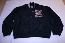 Men's Sioux City Explorers X's L Vintage Pullover Windbreaker Jacket Starter