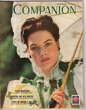 1947 Womans Home Companion March-Abortion; Judy Garland; Jean Long; Baby Sitters