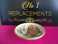 """Denby 1950s Glyn Colledge Hand Painted Serving Dish Bowl 8"""" x 1.75"""""""