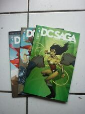 URBAN  COMICS  / DC SAGA  / NUM 1 A 3 /   JUIN 2013  OCT 2013