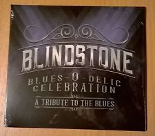 BLINDSTONE Blues-O-Delic Celebration (CD mint sealed) BLINDSIDE BLUES BAND