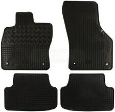 Gummifußmatten für Seat Leon ST 3 5F 2013- Kombi 5-türer 4tlg