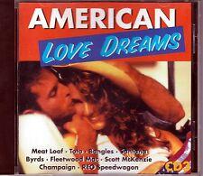American Dreaming CD 3: American Love Dreams, tolle Zusammenstellung,siehe Fotos