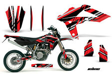 AMR Racing MX Husqvarna SM/SMR 125/510 Graphic Kit Bike Decal Part 05-10 INLINE