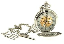 Double Hunter Pocket Watches Mechanical Many Designs List A