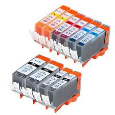 10 PK INK NON-OEM CANON PGI-220 CLI-221 IP3600 IP4600 IP4700 MP980 MX860 MP990