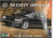 1/25 Revell 4480 - '94 Chevy Impala SS Plastic Model Kit